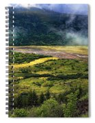 Toutle River Valley Spiral Notebook