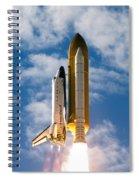 Towards Heaven Spiral Notebook