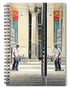 Towards Himself Spiral Notebook