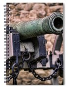 Tower Canon Spiral Notebook