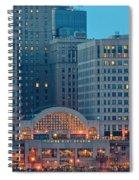 Tower City Spiral Notebook