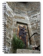 Tower Door Spiral Notebook