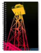 Tower Duty Alcatraz Spiral Notebook