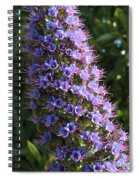 Tower Of Jewels Spiral Notebook