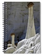 Tower Of Silence 2 Spiral Notebook