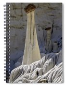 Tower Of Silence 3 Spiral Notebook