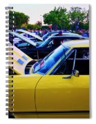 Tower Shops Spiral Notebook