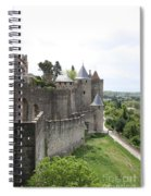 Towers And Townwall  - Carcassonne Spiral Notebook
