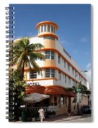 Towers Hotel - Miami Spiral Notebook