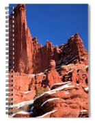 Towers In The Sky Spiral Notebook