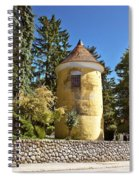 Town Of Vrbovec Historic Park Tower Spiral Notebook