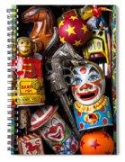 Toy Box Spiral Notebook
