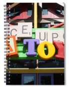 Toy Heaven Spiral Notebook