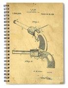 Toy Pistol Circa 1920s Spiral Notebook