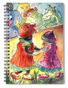 Toy Story In Lanzarote 04 Spiral Notebook