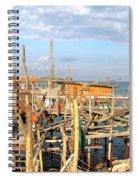 Trabocco 2 Spiral Notebook