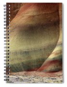 Traces Of Life Spiral Notebook