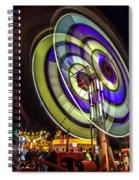 Tractor Power Spiral Notebook