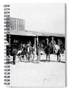 Trading Post, 1882 Spiral Notebook