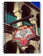 Trading Post Spiral Notebook