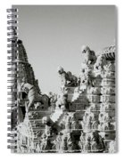 The Towers Spiral Notebook