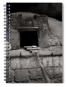 Traditional Pisac Spiral Notebook