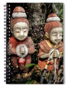 Traditional Thai Welcome Spiral Notebook