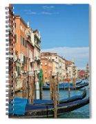 Traghetto Spiral Notebook