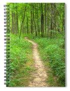 Trail Spiral Notebook