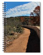 Trail At Reimer's Ranch Spiral Notebook