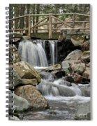 Trail Bridge Spiral Notebook