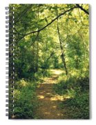 Trail Of Hope II Spiral Notebook