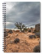 Trail To Mesa Arch Spiral Notebook