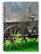 Trailer For Sale Or Rent Unframed Spiral Notebook