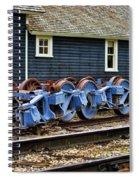 Trains Tr3634-13 Spiral Notebook