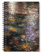 Trajectum Lumen Project. Buurkerkhof 5. Netherlands Spiral Notebook