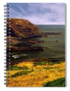 Tranquil Morning Spiral Notebook