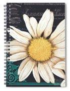 Tranquil Daisy 2 Spiral Notebook