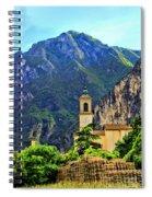 Tranquil Landscape Spiral Notebook