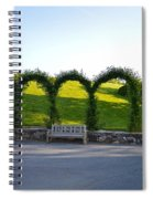 Tranquil Moment Spiral Notebook