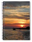 Tranquil Spiral Notebook