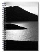 Tranquil Shore Spiral Notebook