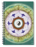 Tranquility Mandala Spiral Notebook