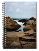 Transcend - Monterey, California Spiral Notebook