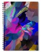 Transcendental Altered States Spiral Notebook