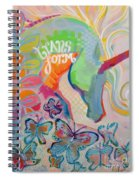 Transform Spiral Notebook