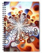 Transformation Spiral Notebook