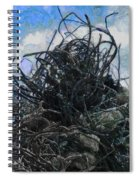 Transformers Unplugged  Spiral Notebook
