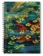 Transforming... Spiral Notebook