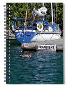 Transients Spiral Notebook